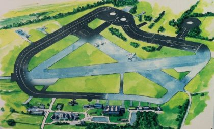Dunsfold Racetrack Driving Experience