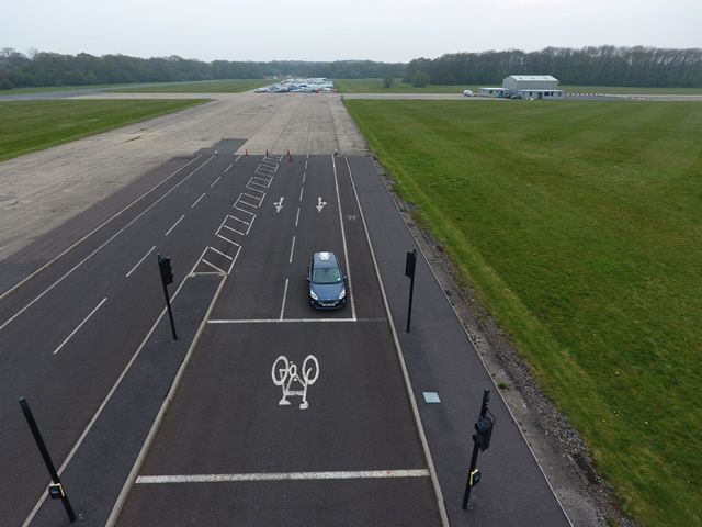 Aerial Photos from Drone at Dunsfold (2)