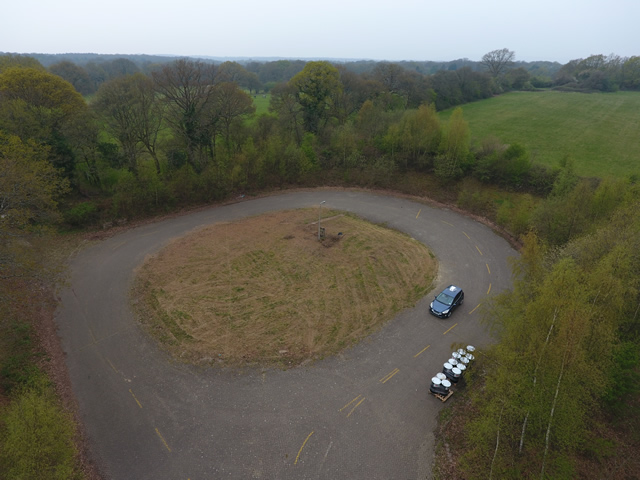 Aerial Photos from Drone at Dunsfold (6)